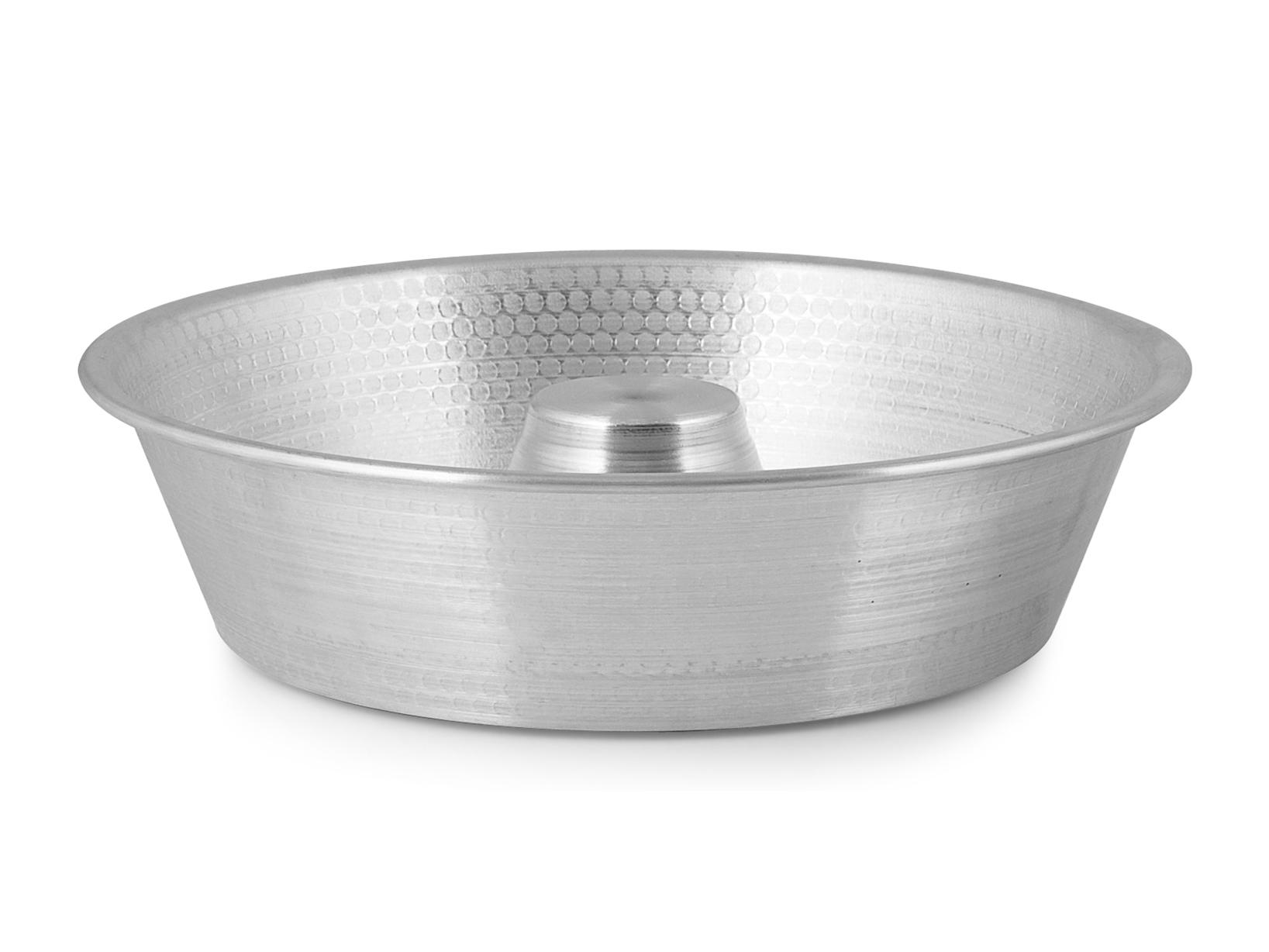 Forma Conica Liscia In Alluminio C/cono Cm26