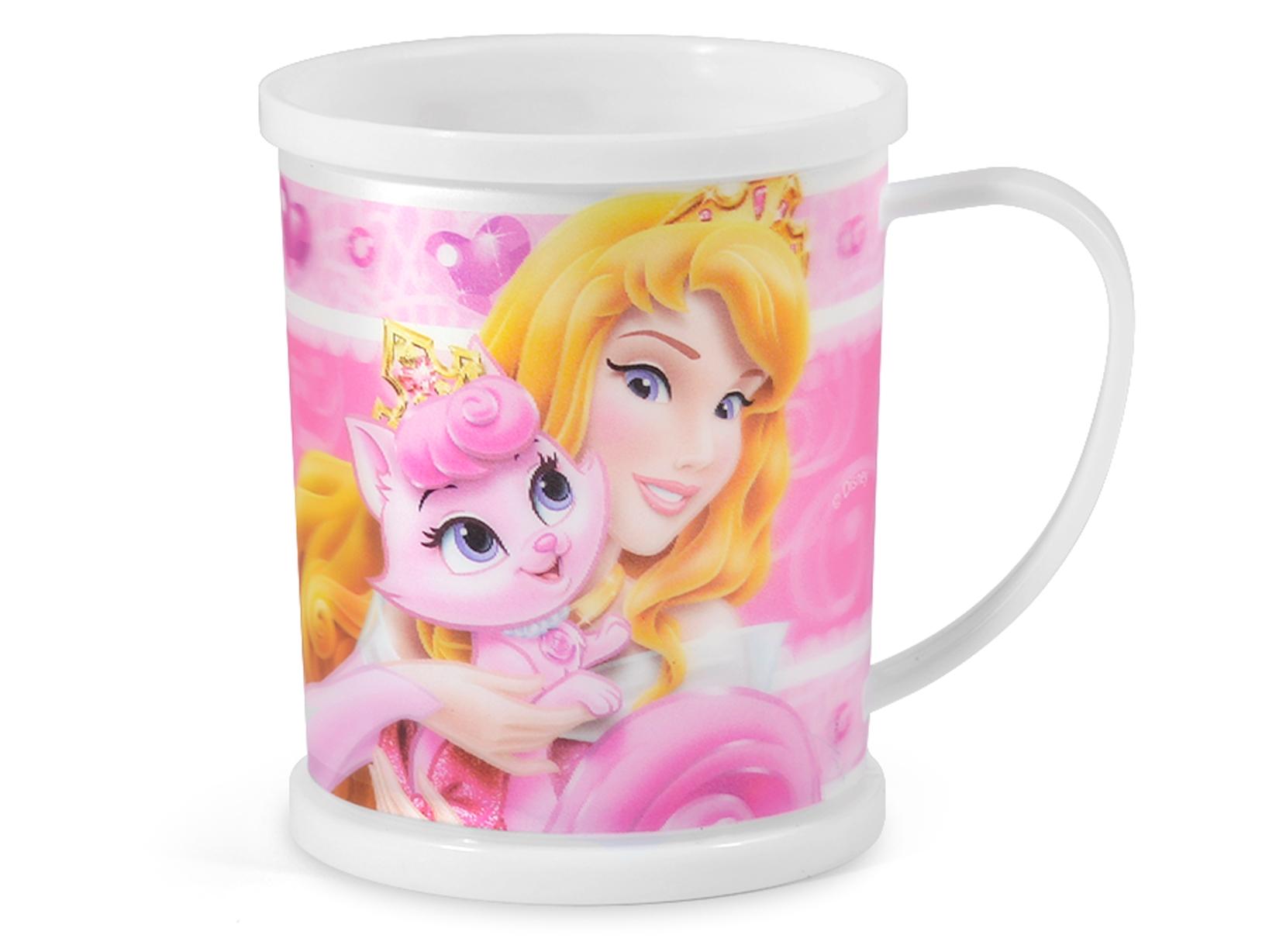 Mug 3d Princess Palace&pets Disney