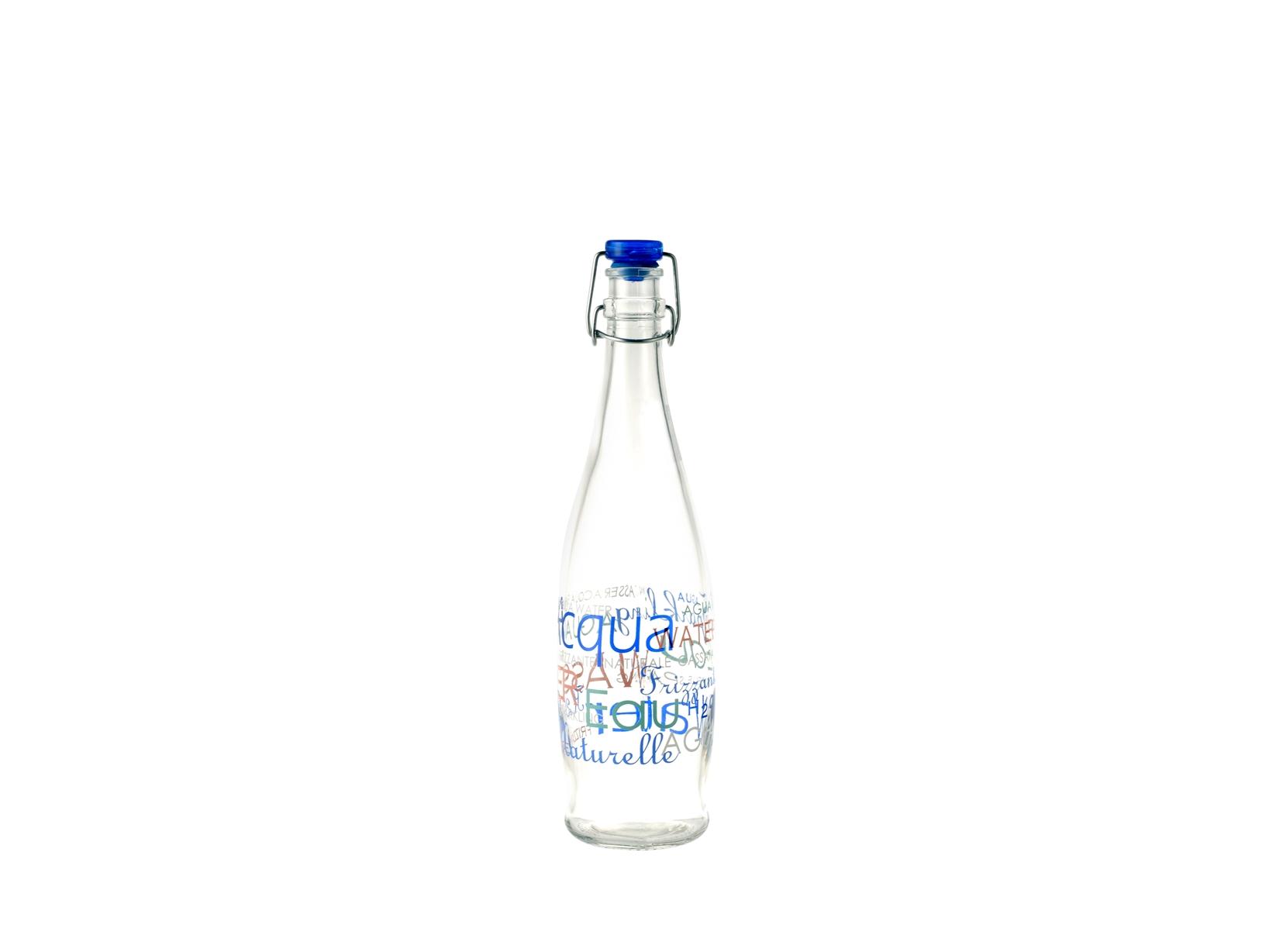Bottiglia In Vetro Aligh Mix Water Cc355