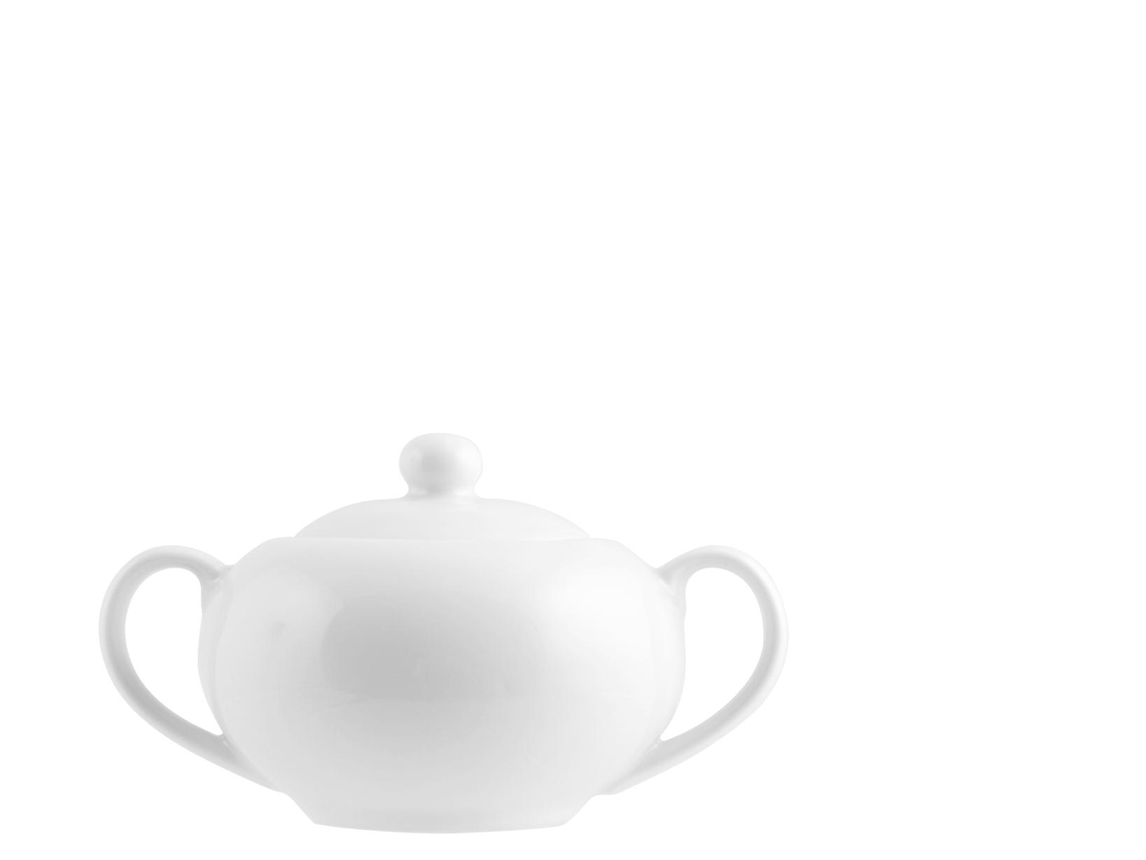 Zuccheriera Porcellana Bianco Cc325       6291