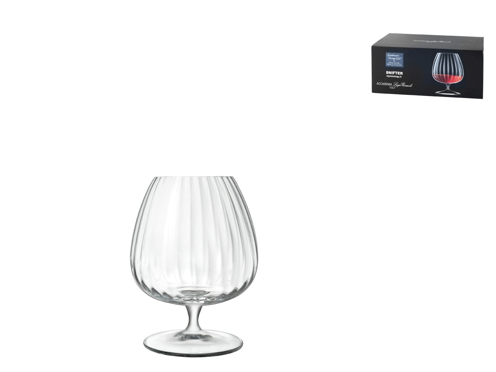 Confezione 6 Calici Speakeasies Snifter