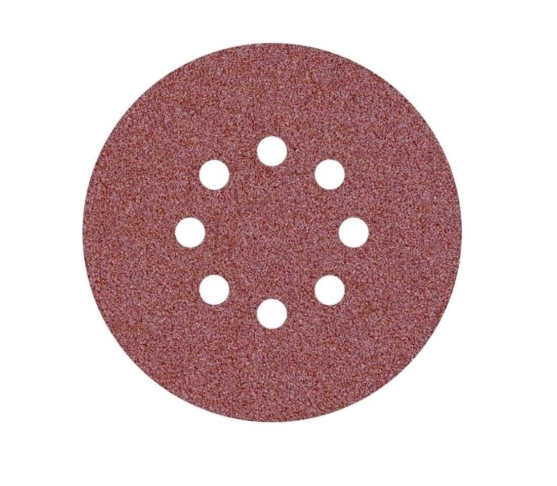Disco Velcrato Abrasivo diametro 150mm