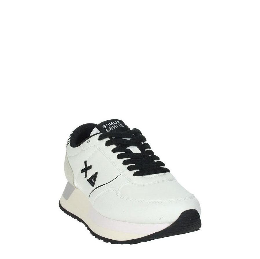 Sneakers Sun68 Donna White Z41220 31BIANCO -A.1