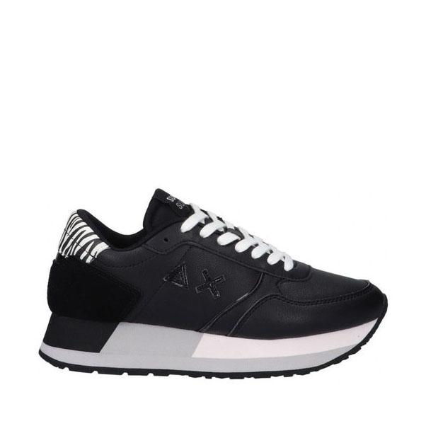 Sneakers Sun68 Donna Black Z41220 11NERO -A.1