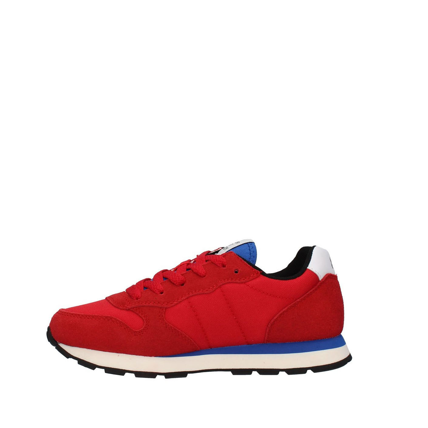 Sneakers Sun68 Boy's Tom Solid Nylon Rosso Z41301 10ROSSO -A.1