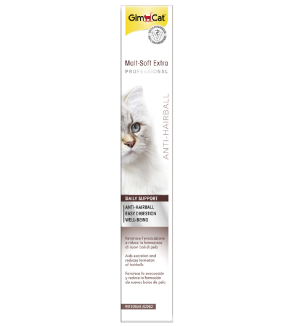 GimCat - Pasta - Malt - Soft Extra Professional - 100 gr