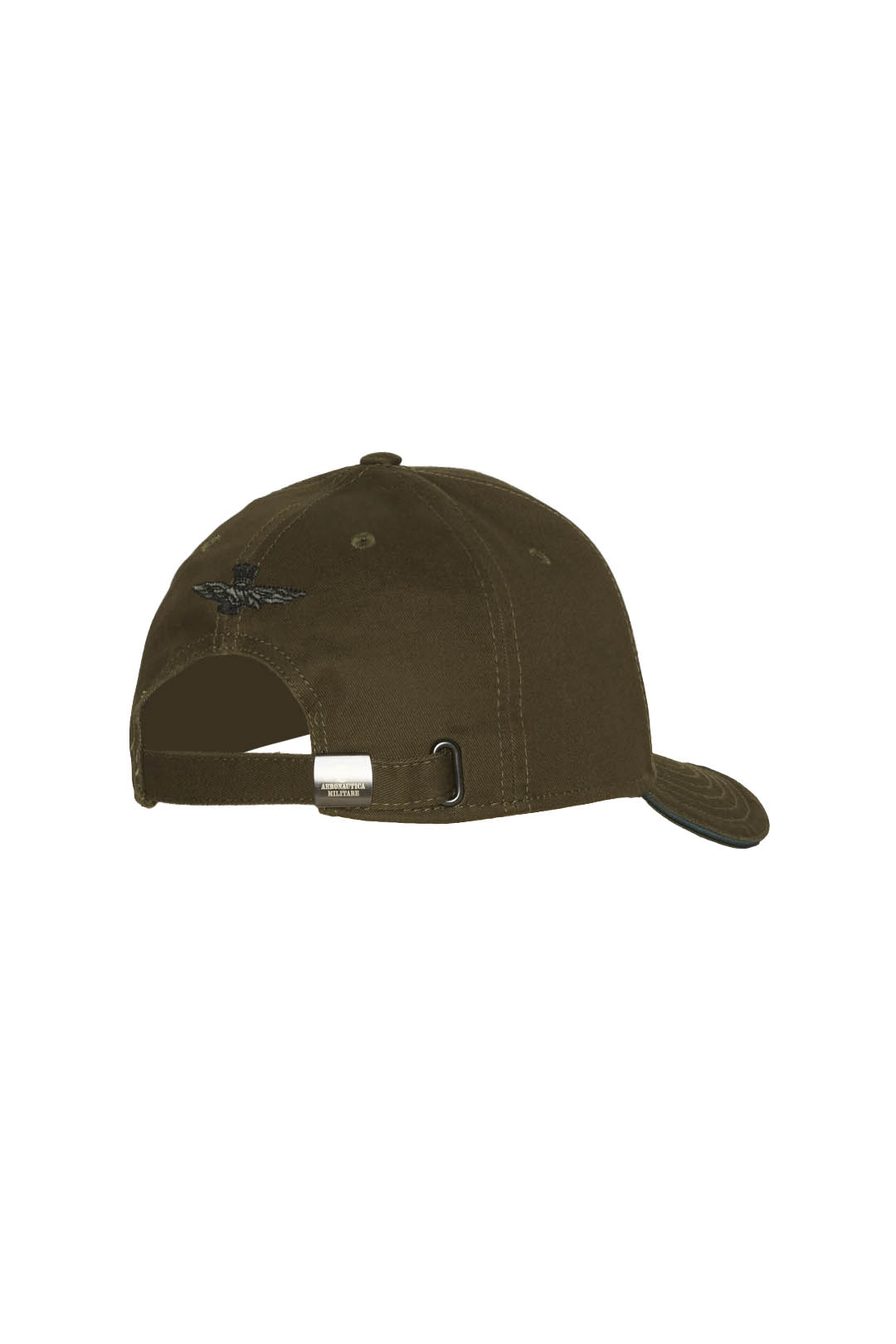 Chino cotton cap with 3D embroidery      3