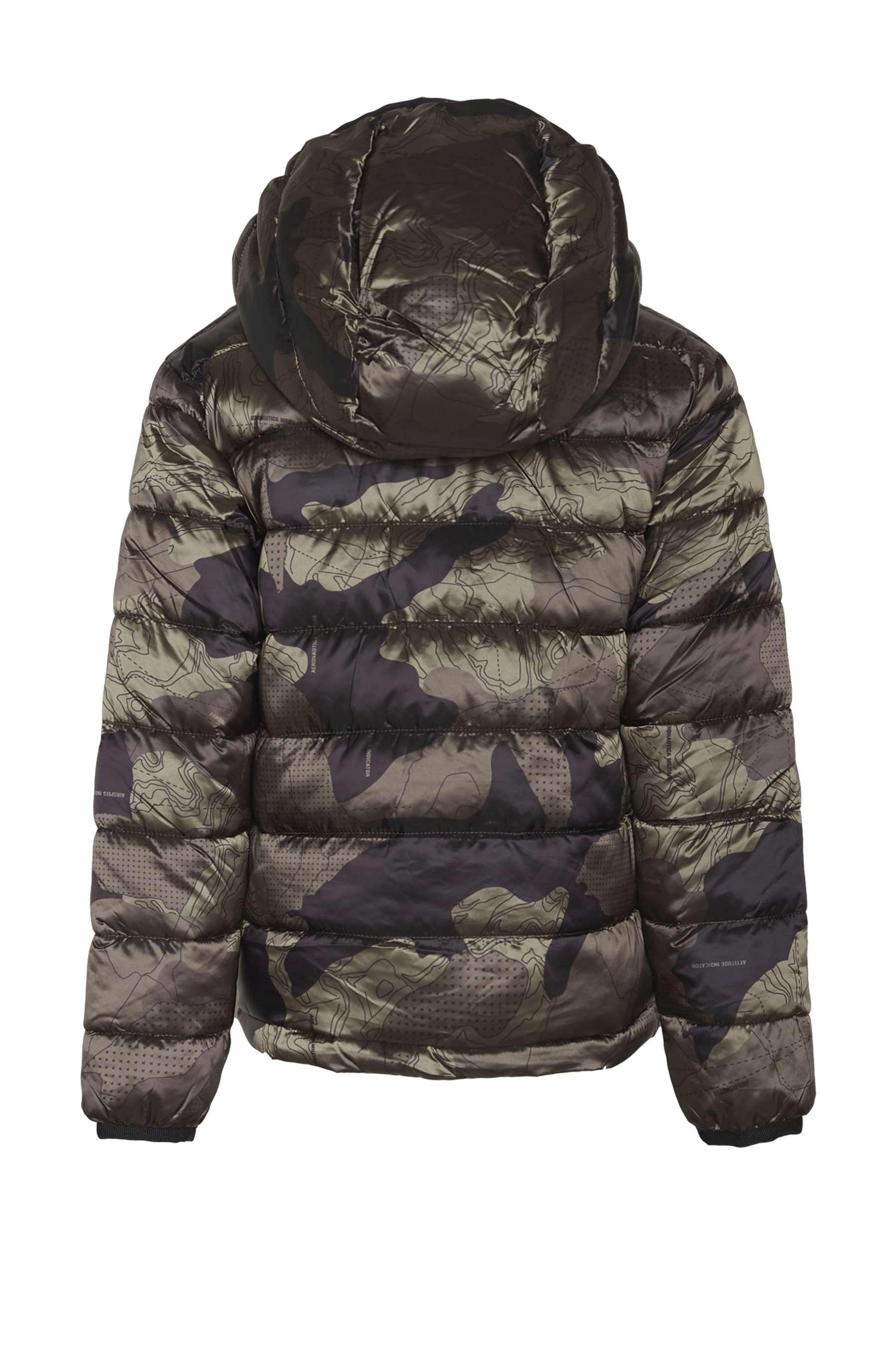 Veste camouflage pour enfant             2