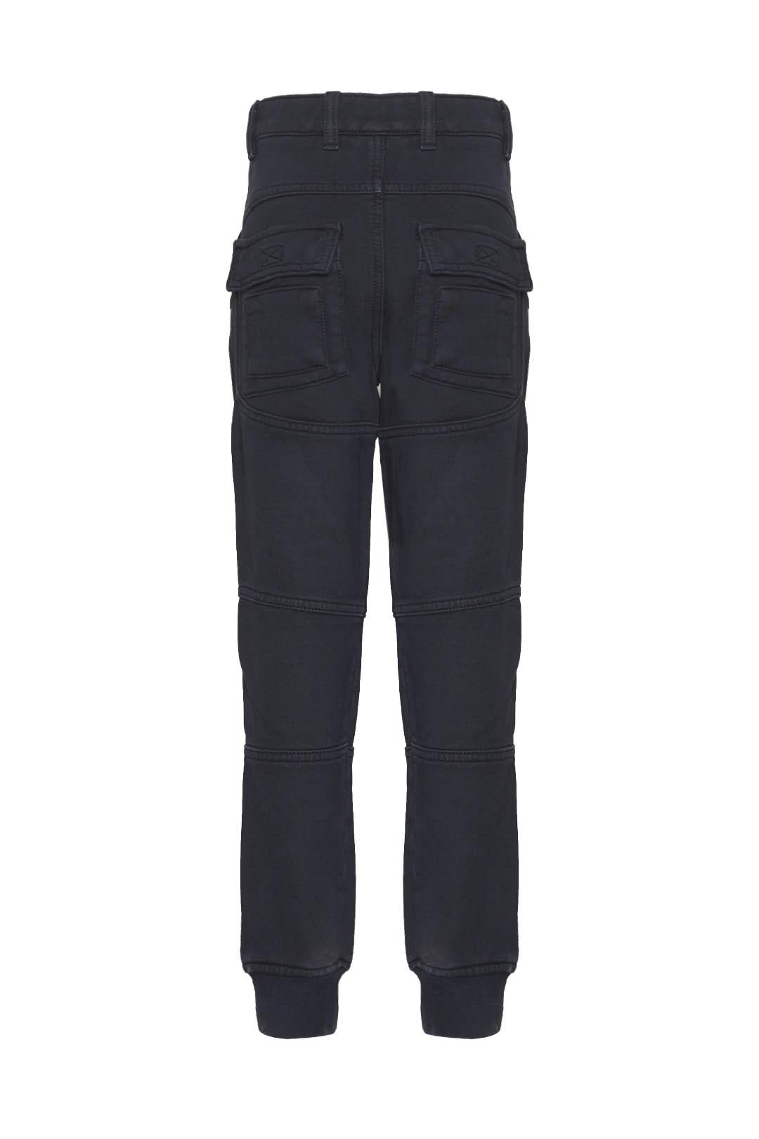 Pantalone Anti-G in felpa di cotone      2