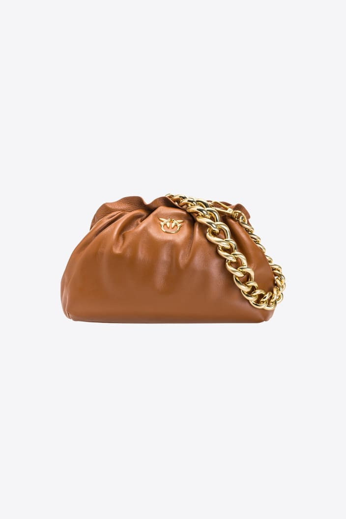 SHOPPING ON LINE PINKO MINI CHAIN CLUTCH BAG NEW COLLECTION WOMEN'S FALL/WINTER 202