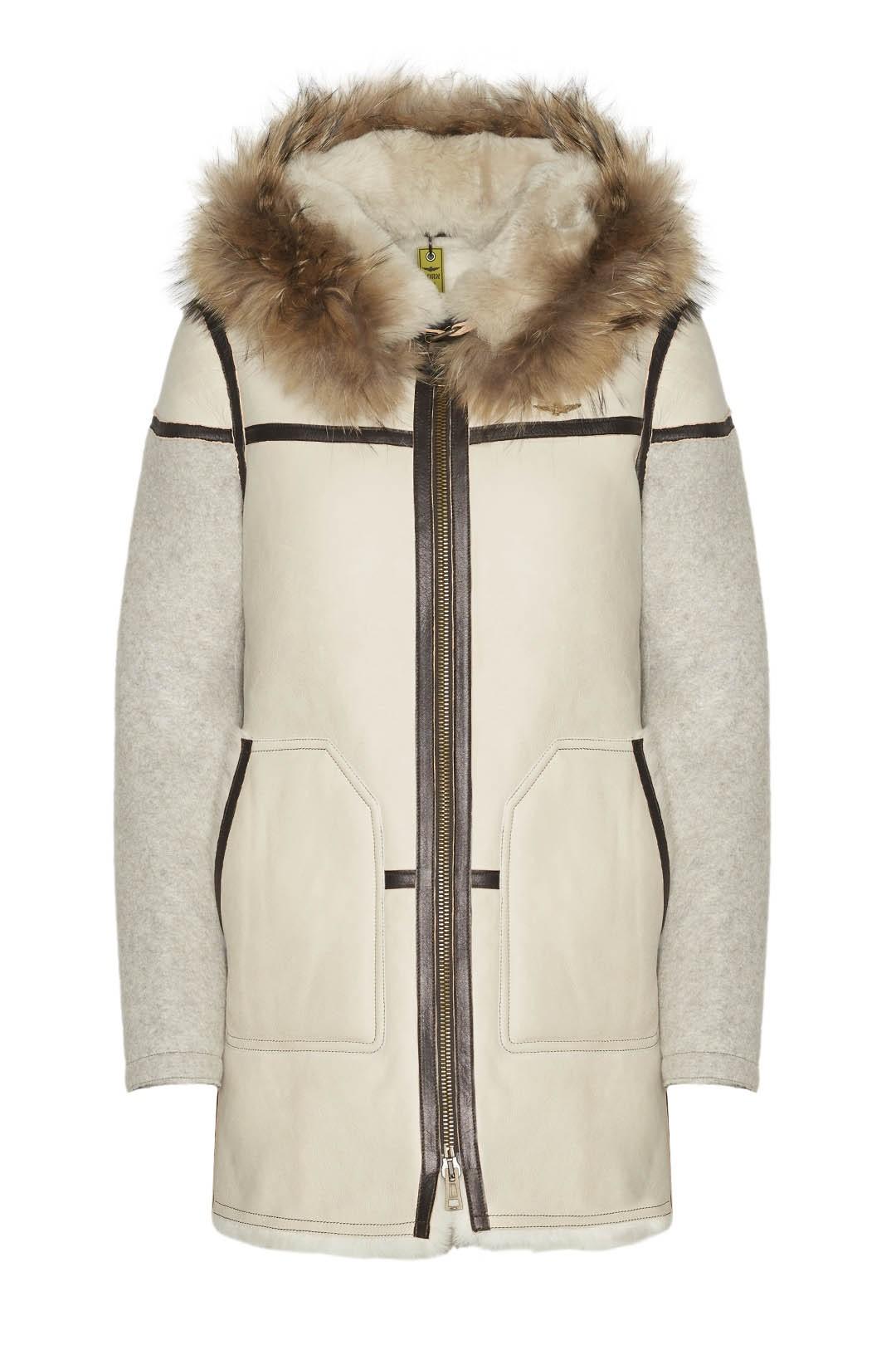 Sheepskin jacket in Nappa leather