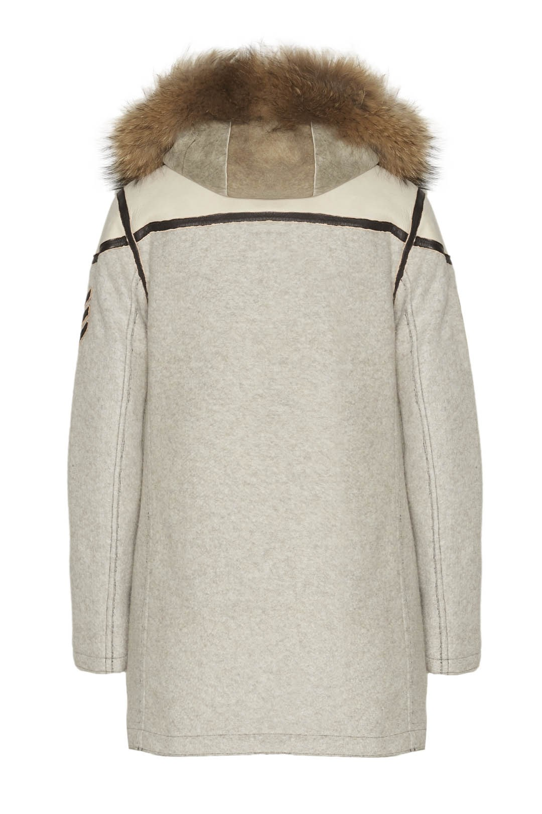 Sheepskin jacket in Nappa leather        2