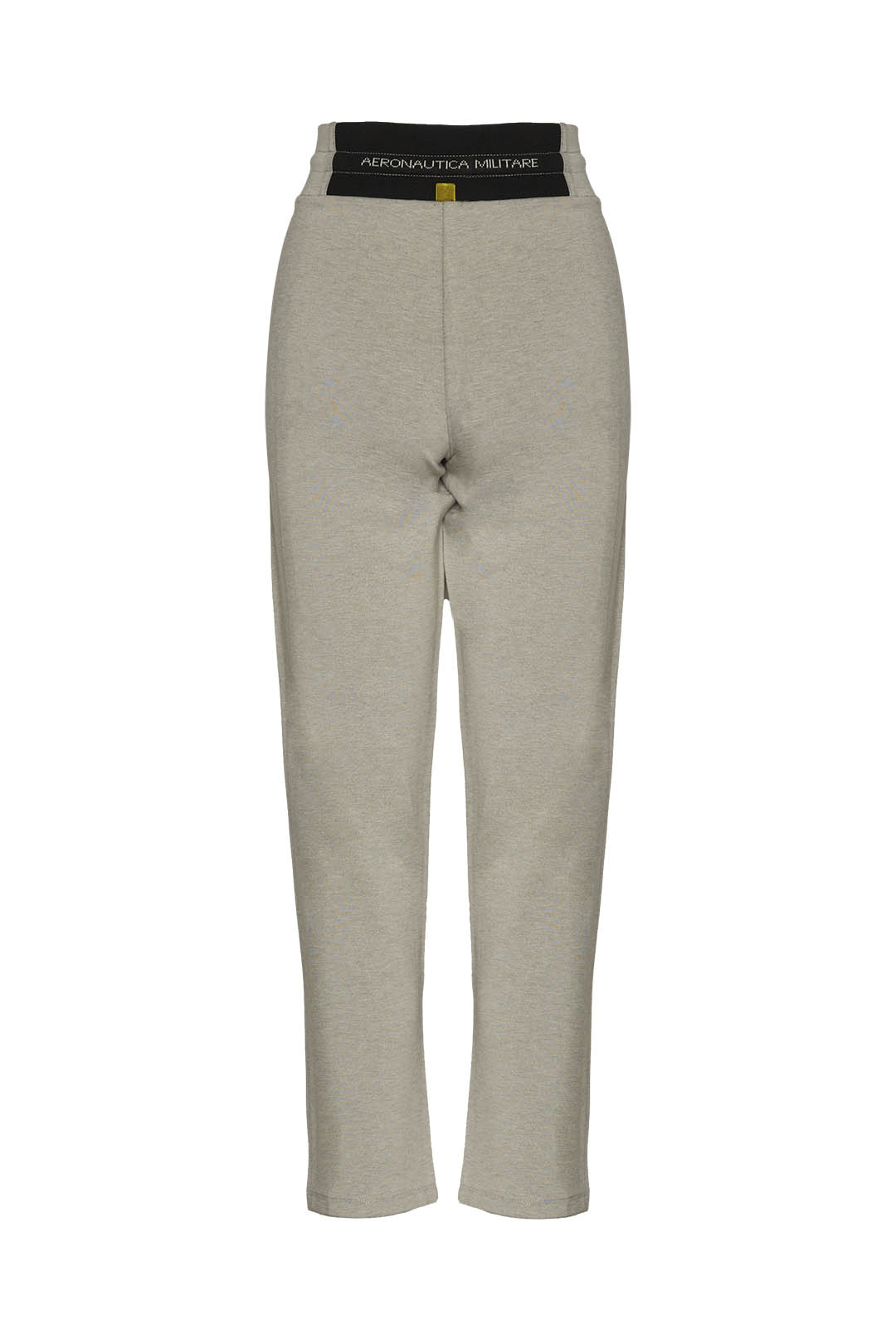 Interlock sweatpants with knees patches  2