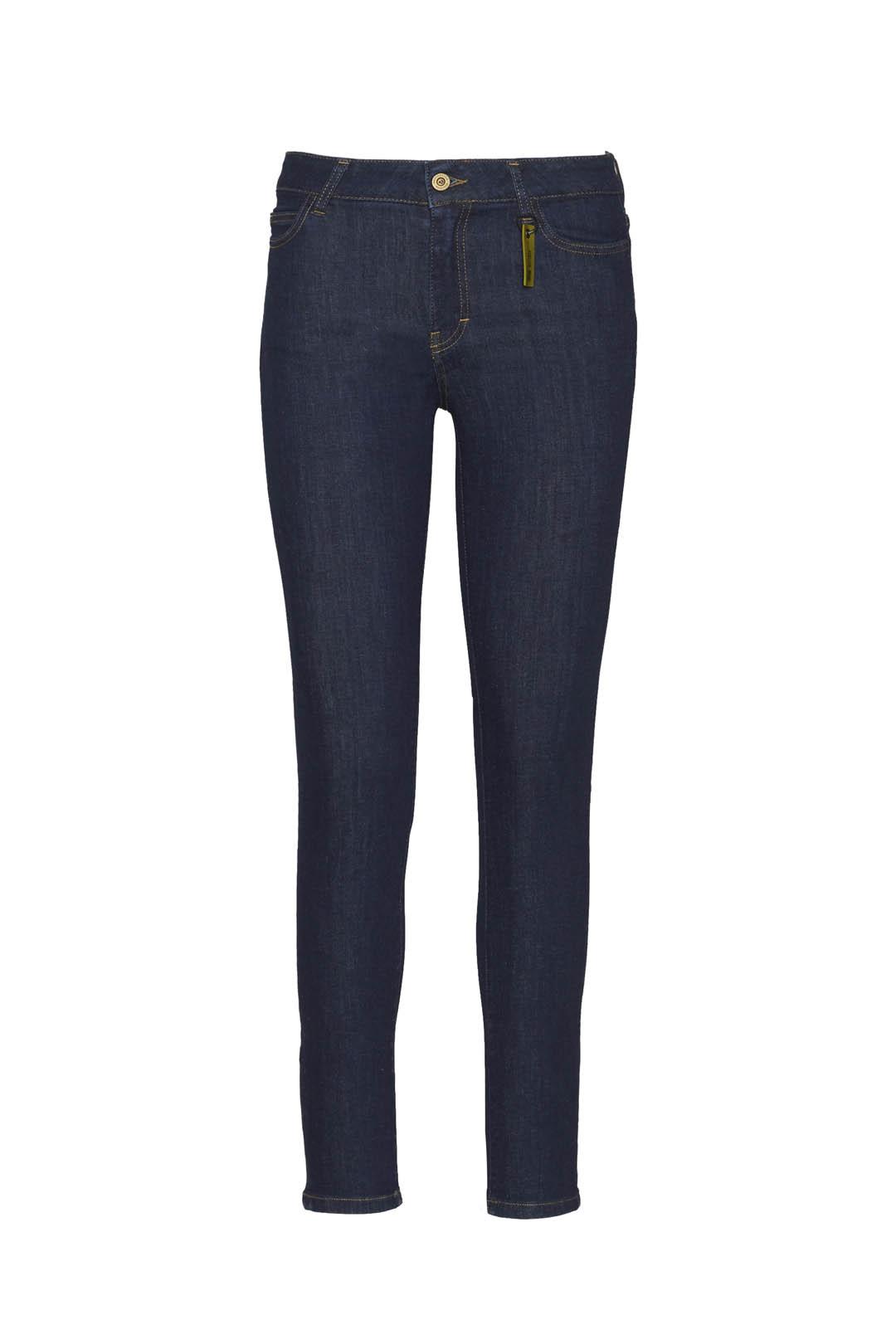 5-pockets super-stretch denim jeans      1