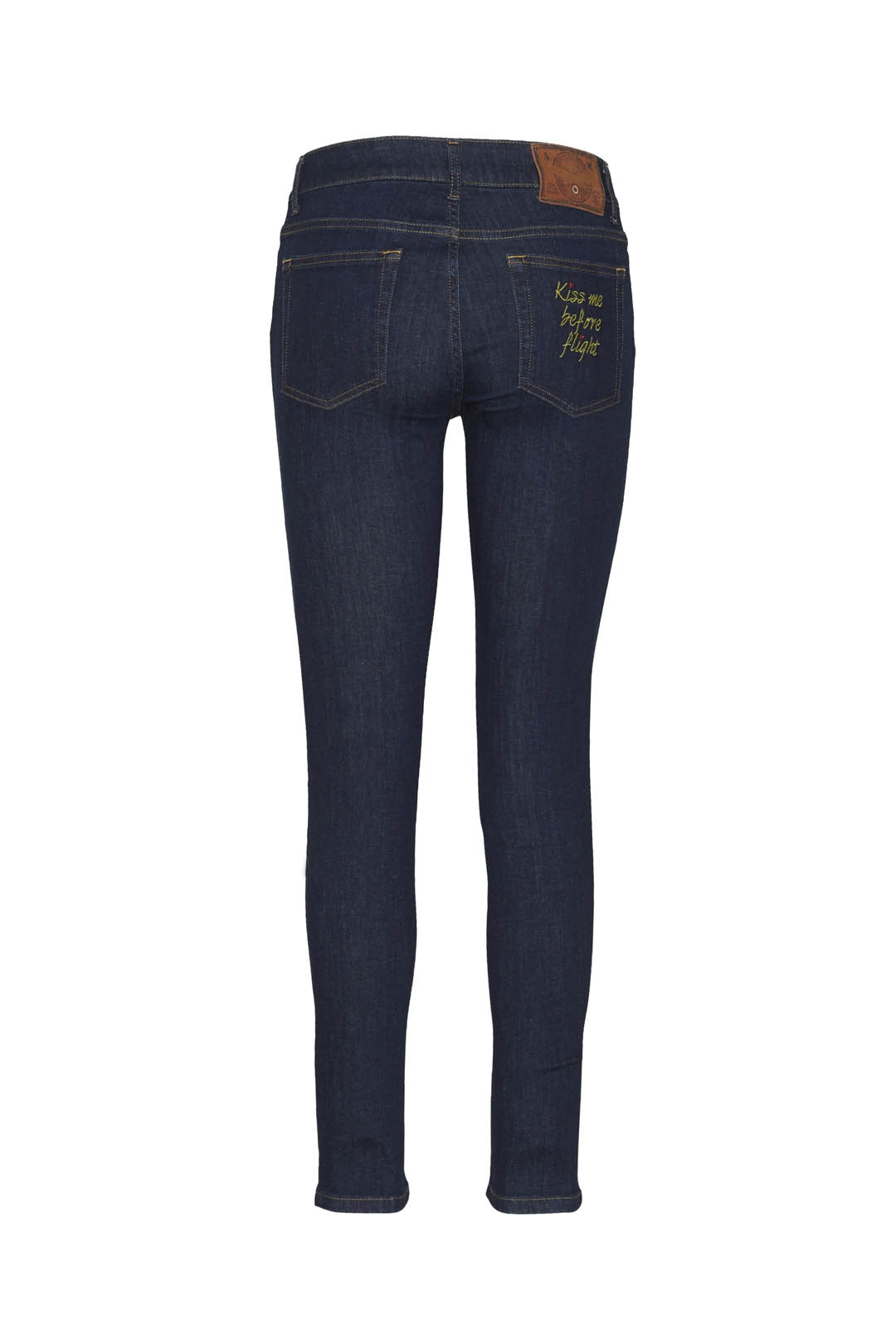 Jean 5 poches coupe slim fit             2