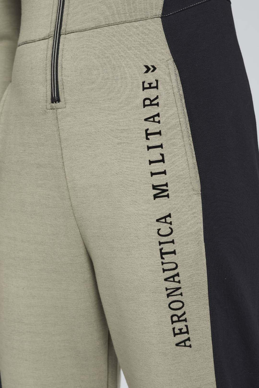 Interlock jumpsuit with flared sleeves   5