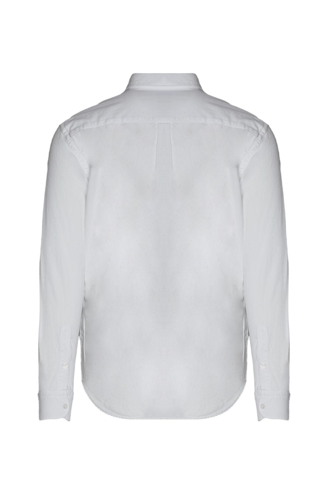 Hemd aus Oxford Baumwolle                2