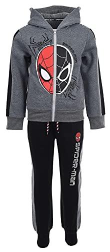 Tuta Spiderman da 3 a 8 anni Inverno 2021 2022