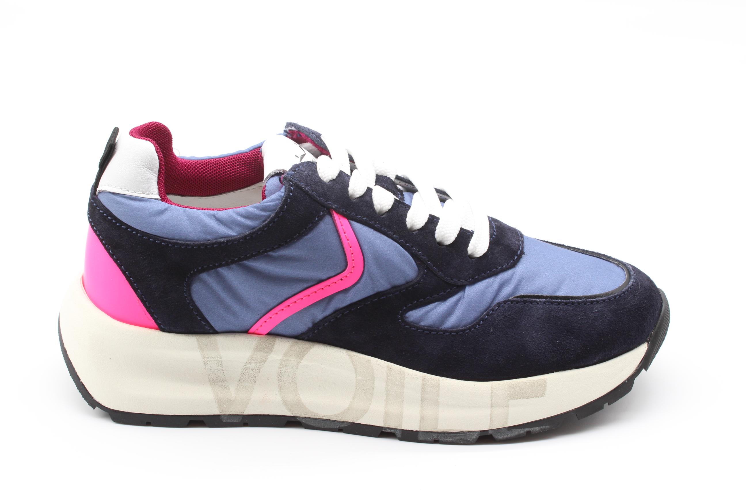 Voile Blanche Donna Sneaker Flowee
