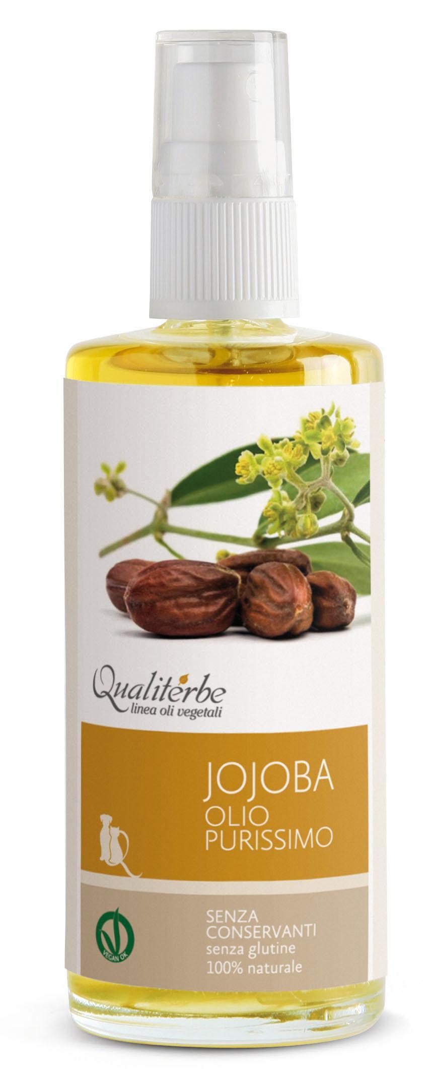 Olio di Jojoba  purissimo per smagliature 100% Naturale by Qualiterbe