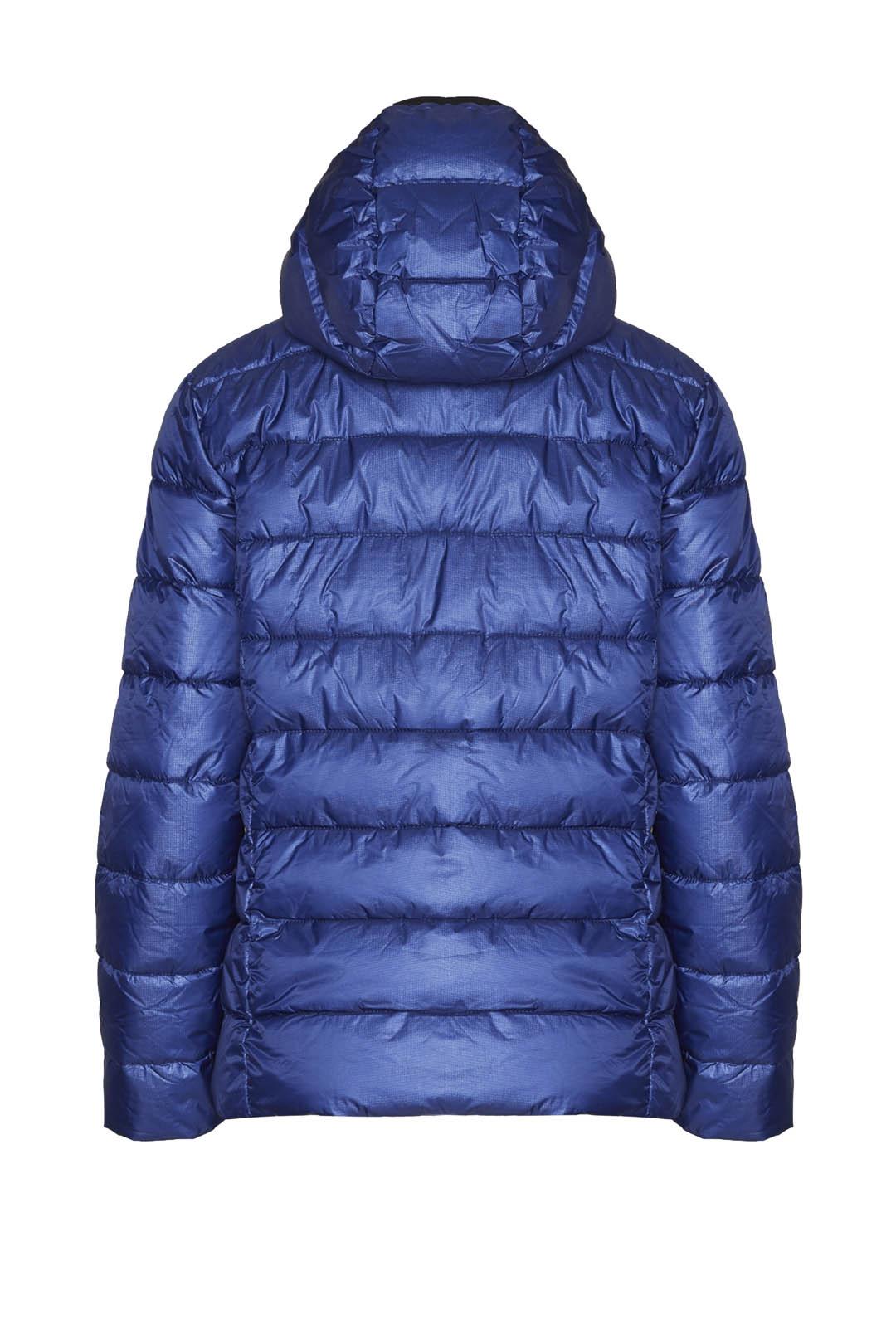 Padded jacket with hood                  2