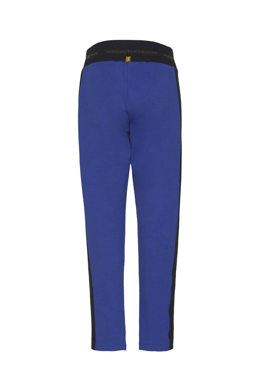 Pantalone in felpa stretch               2