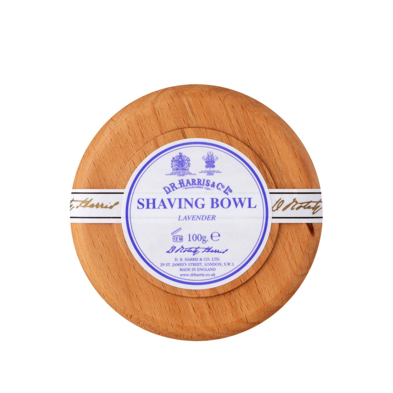 Lavender - Shaving Soap Bowl