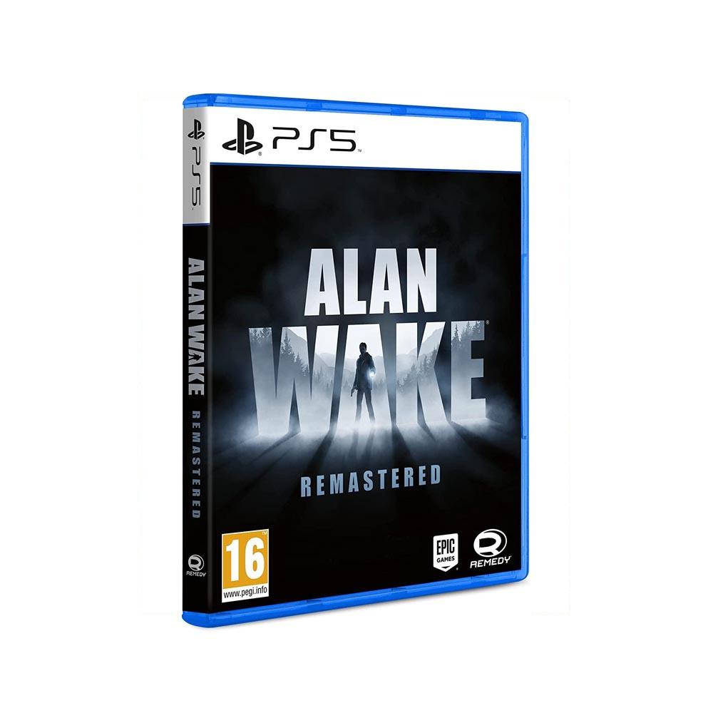 Alan Wake remastered - Nuovo - PS5