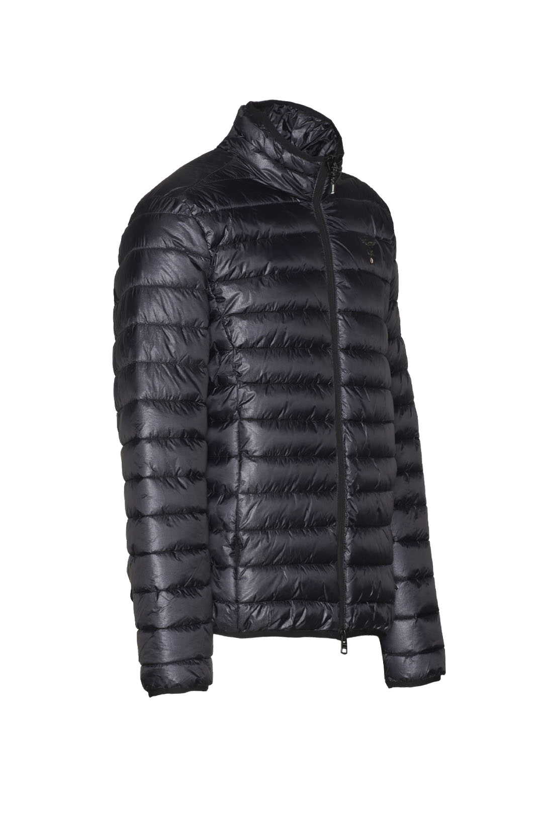 Padded jacket with ripstop fabric        3