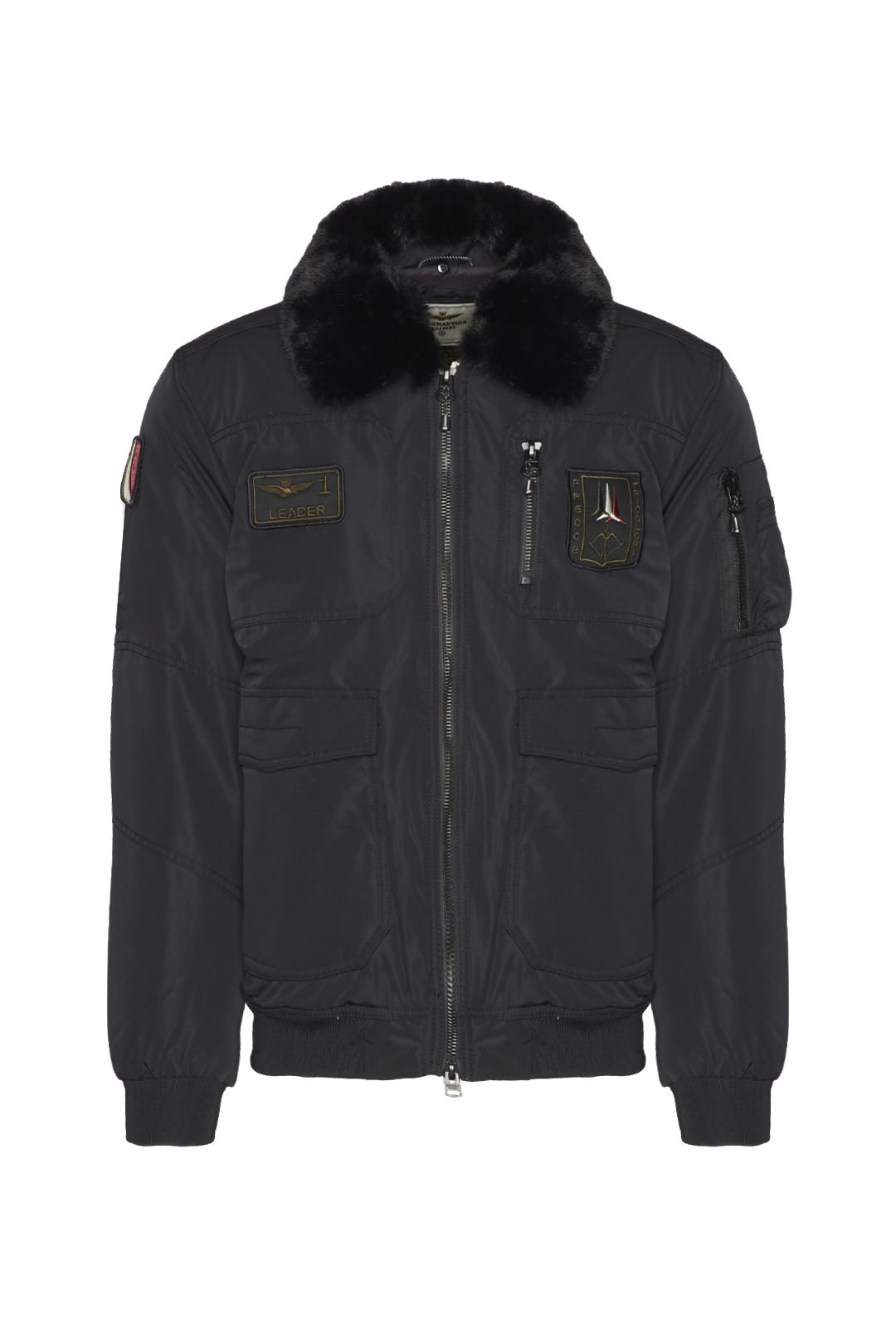 Padded Frecce Tricolori Pilot jacket     1