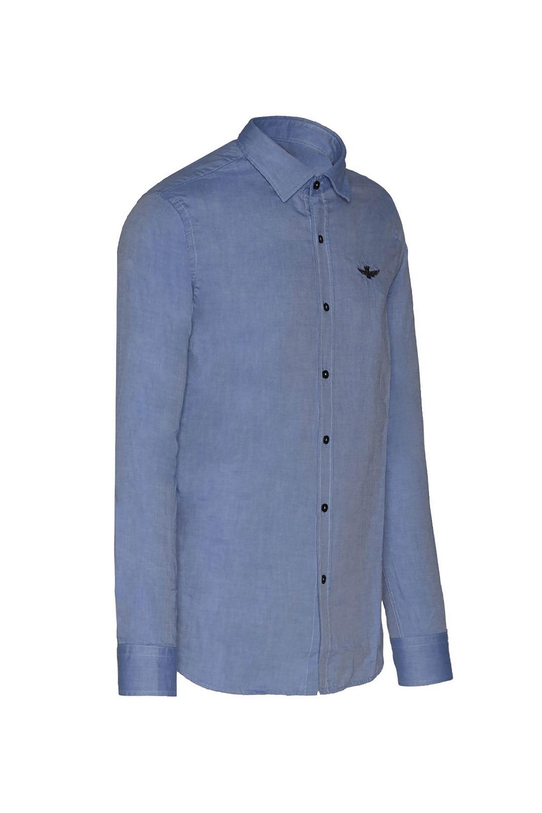 Classic Oxford cotton shirt              3