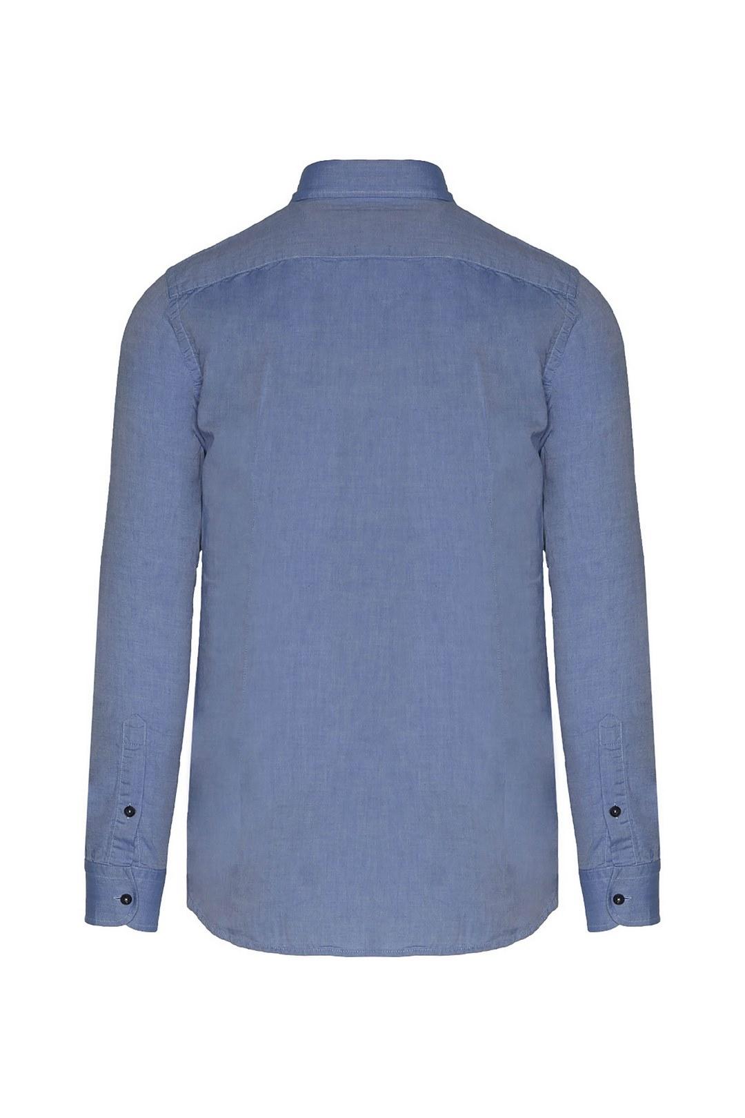Camisa de algodón oxford                 2
