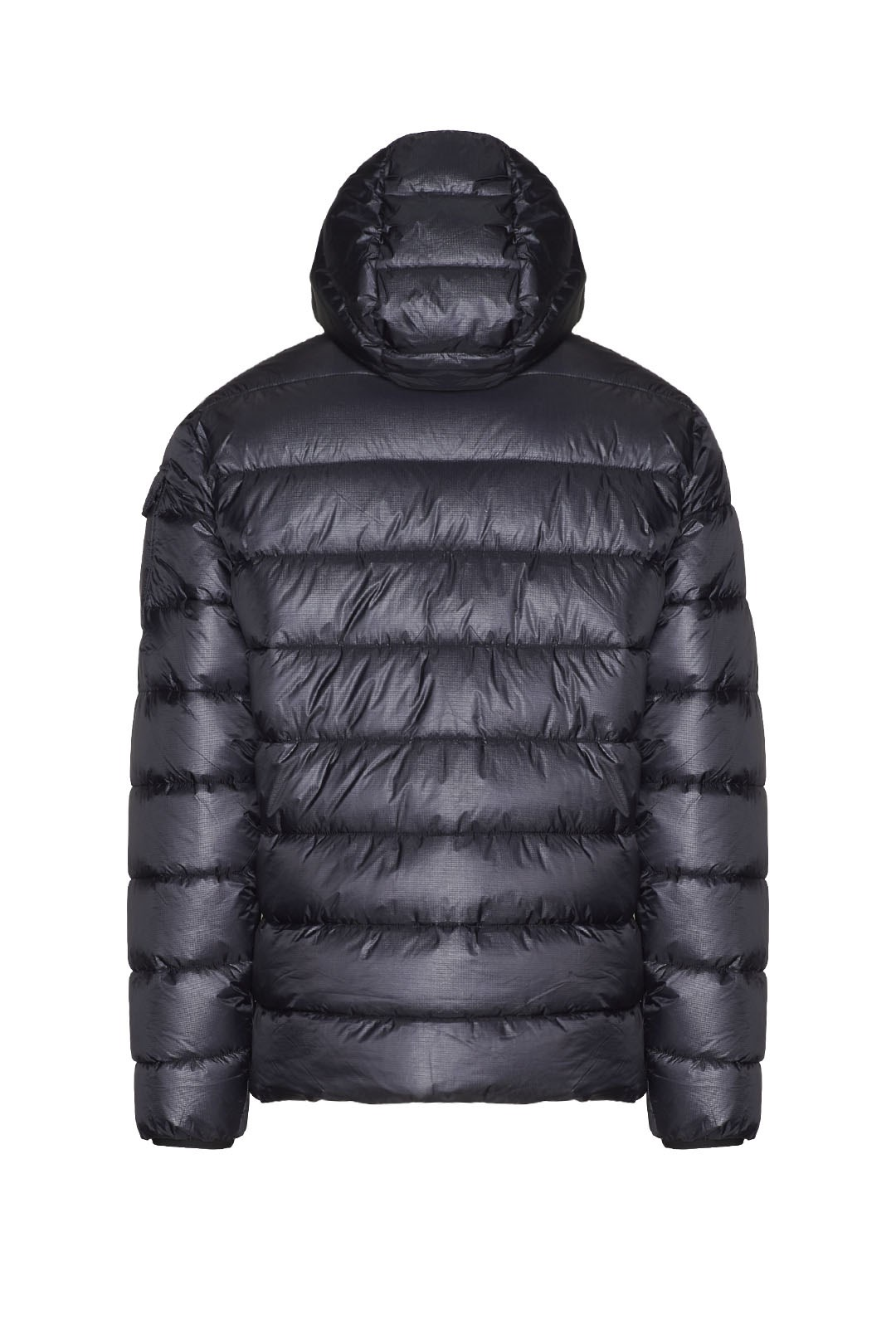 Padded jacket with ripstop fabric        2