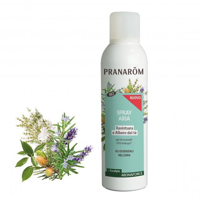 Spray Aria Ravintsara e Albero del Tè 150 ml
