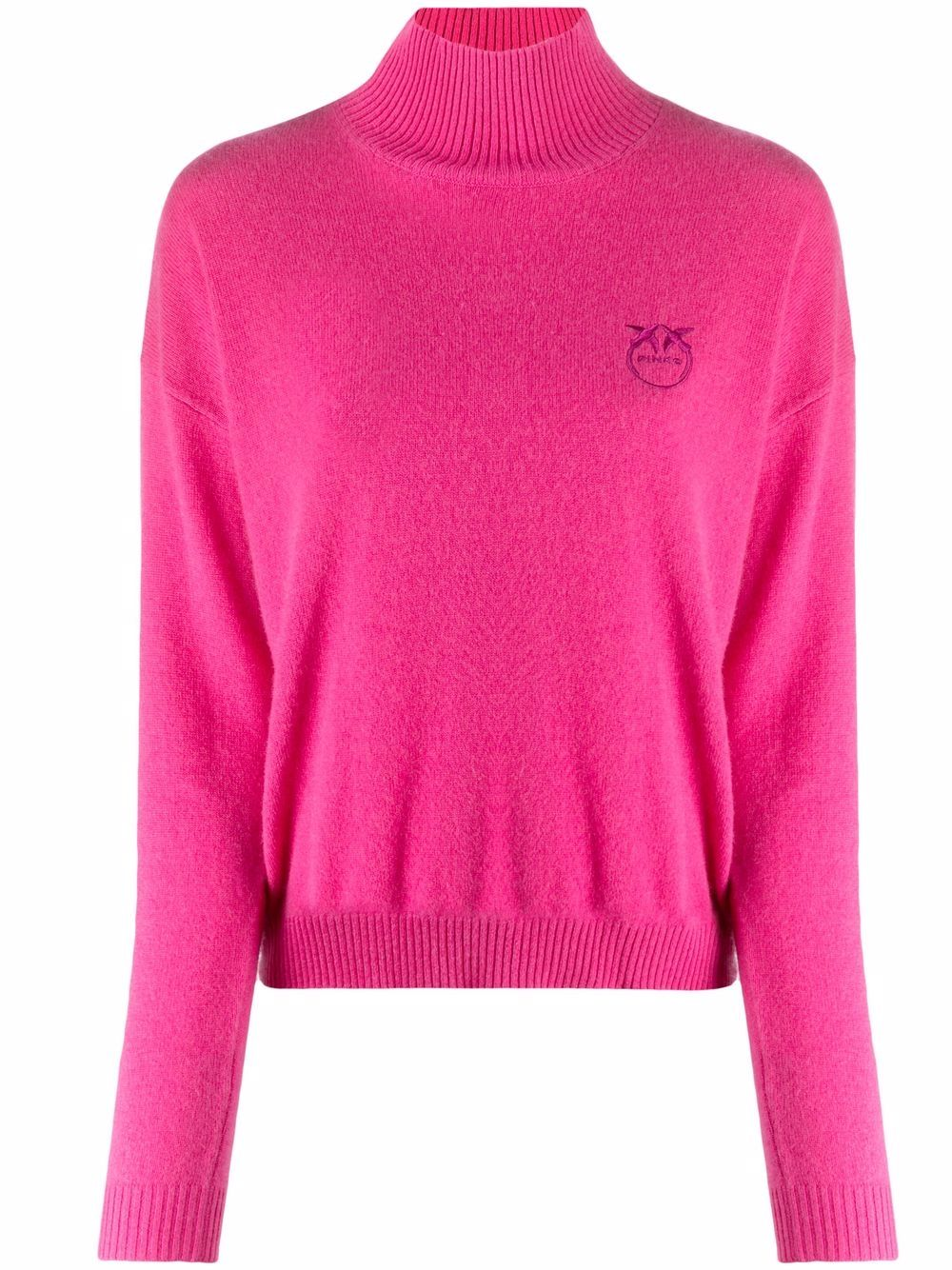 SHOPPING ON LINE PINKO PULLOVER IN PURO CACHEMIRE DOLCETTO NEW COLLECTION WOMEN'S FALL/WINTER 2022
