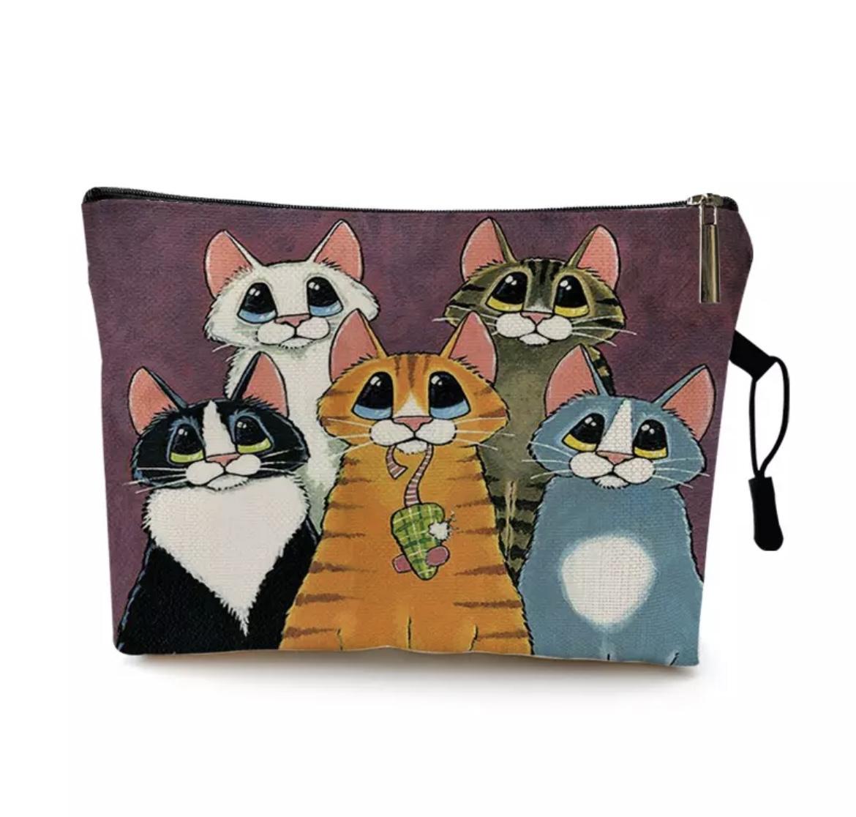 pochette gattosa porta tutto