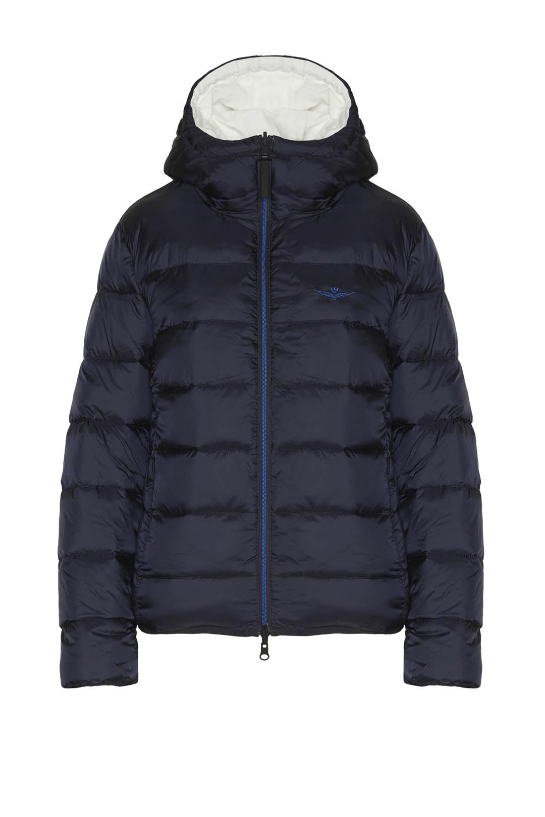 Padded reversible jacket                 1