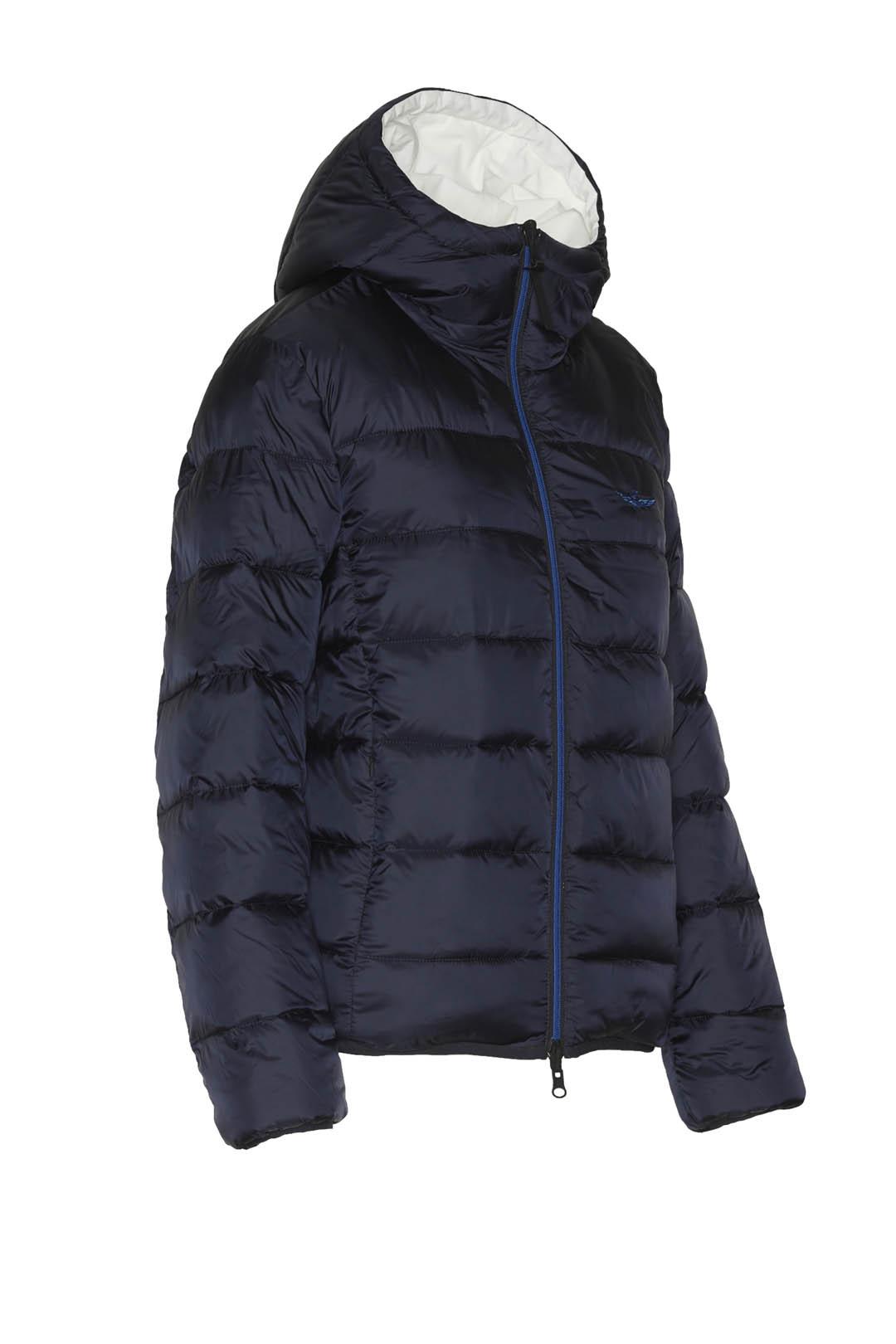 Padded reversible jacket                 3