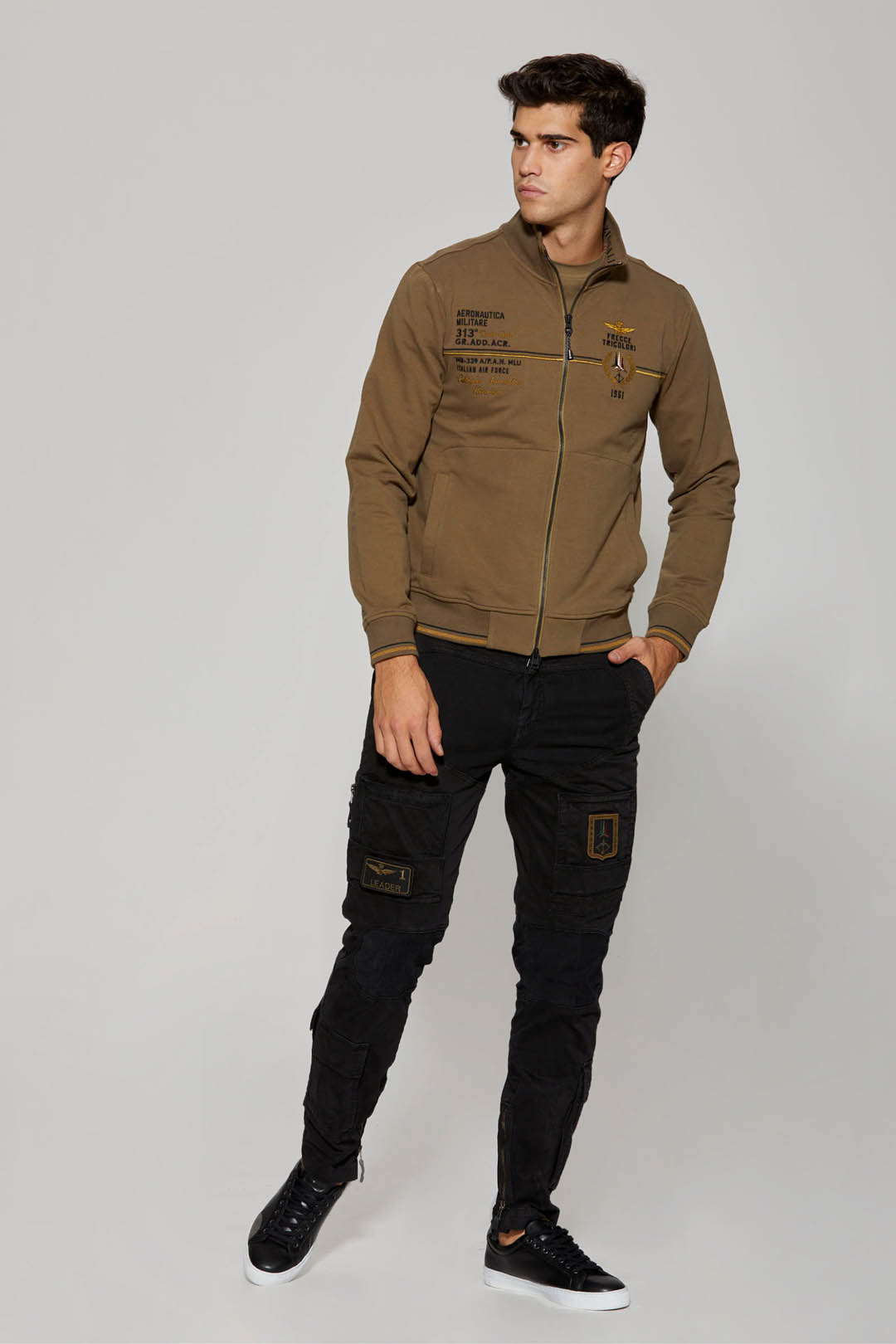 Frecce Tricolori cotton sweatshirt       4
