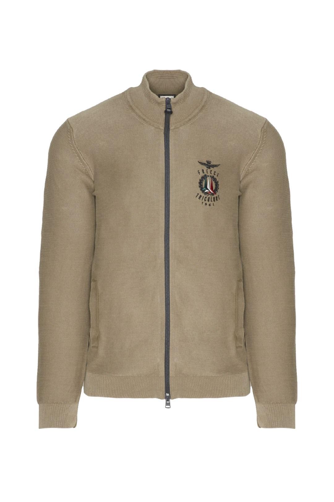Frecce Tricolori full-zip sweater        1