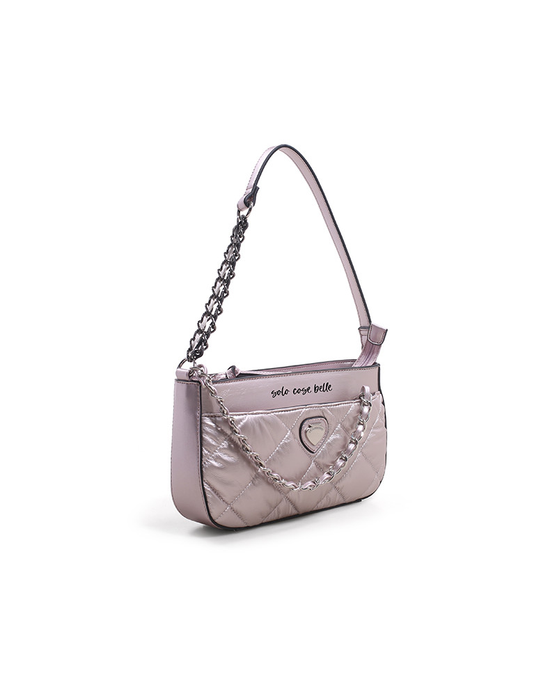 SHOPPING ON LINE LE PANDORINE LUNA MINI BELLE PINK NEW COLLECTION WOMEN'S FALL/WINTER 2022