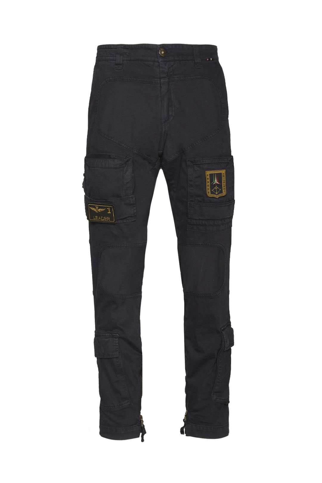 Iconic satin cotton Anti-G trousers      1