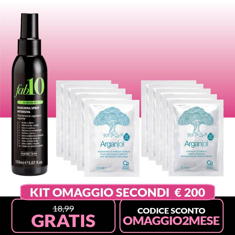 Kit Omaggio Secondi 200€