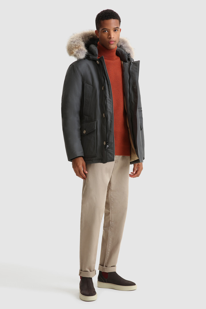 SHOPPING ON LINE WOOLRICH ARTIC ANORAK CON PELLICCIA REMOVIBILE  NEW COLLECTION FALL/WINTER 2022