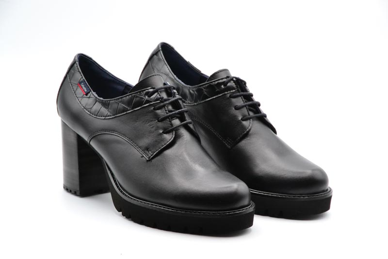 NOVITA' A/I 2021 Callaghan Calzatura Donna-Cedral Negro Soulfree 21929