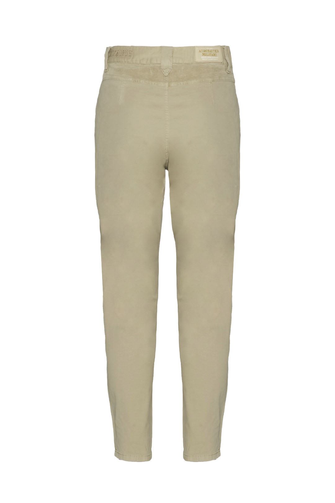 Pantalon avec détails en velours         2