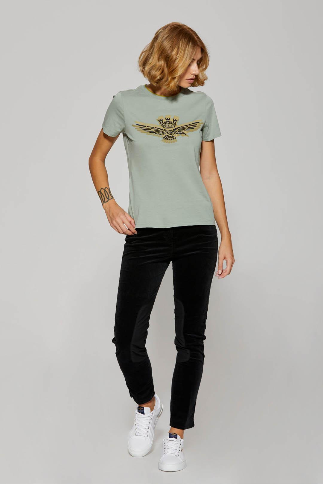 5-pockets velvet trousers with satin     4