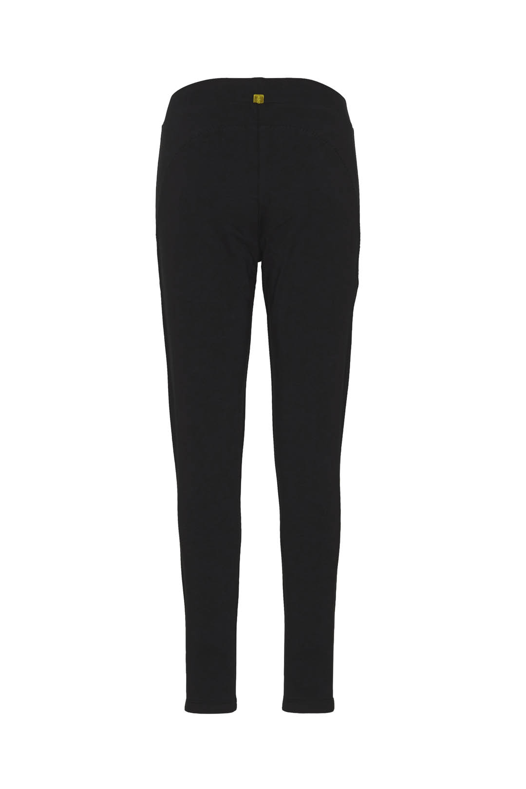 Skinny stretch cotton sweatpants         2