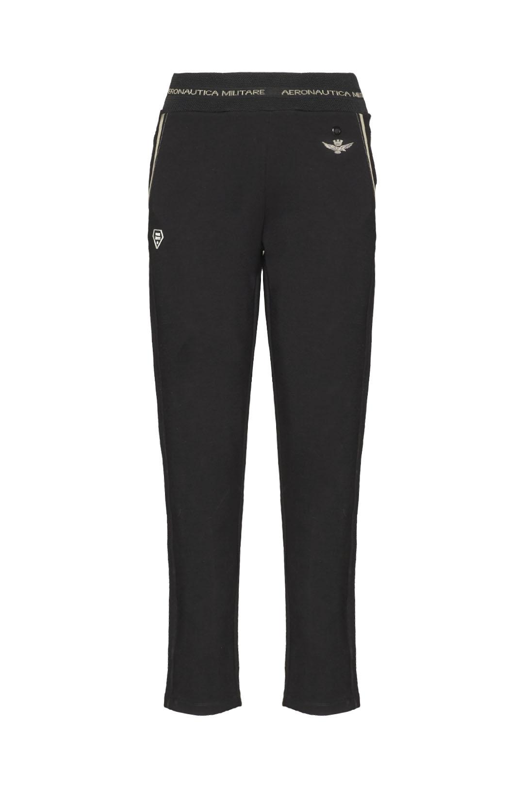 Pantalon en molleton interlock           1