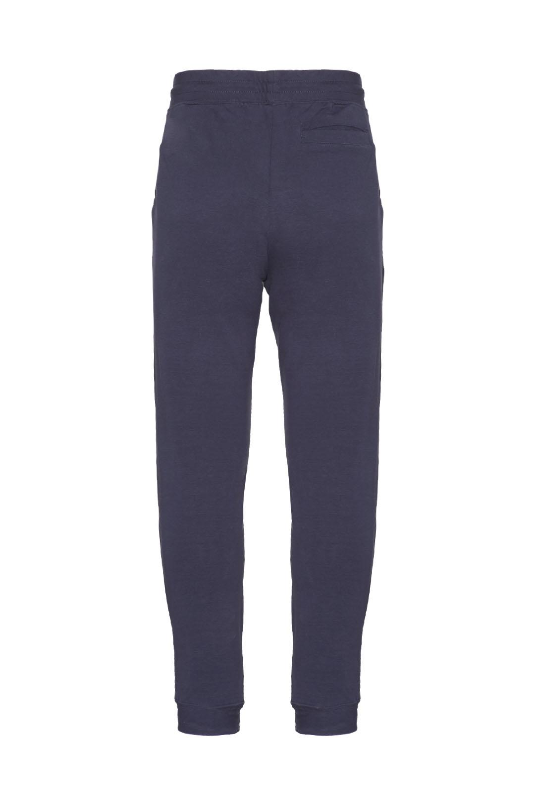 Basic cotton fleece trousers             2